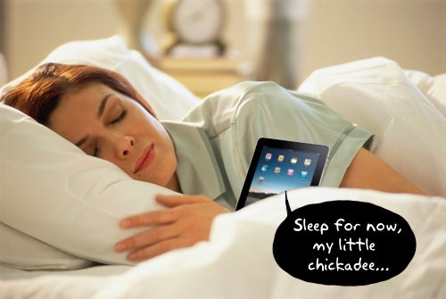 Experts: Kindle Helps You Sleep, iPad Causes Insomnia