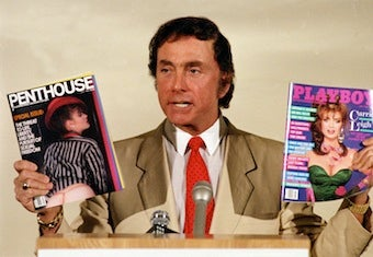 Penthouse Founder Bob Guccione Dies