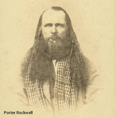 The Bad-Ass Mormon Gunslinger of the Wild West