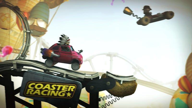 LIttleBigPlanet on the PlayStation Vita Looks Like This