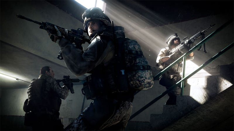 Is Battlefield 3 Skipping Steam?