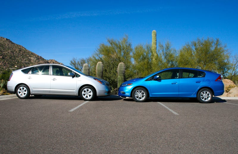 2010 Honda Insight: First Drive