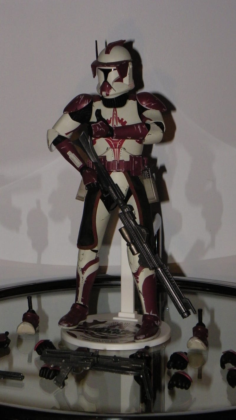 Sideshow Collectibles' Comic-Con Exclusives Star Wars Figures gallery