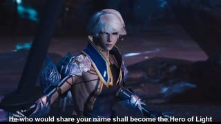 The <i>Mobius Final Fantasy Trailer</i> with English Subtitles