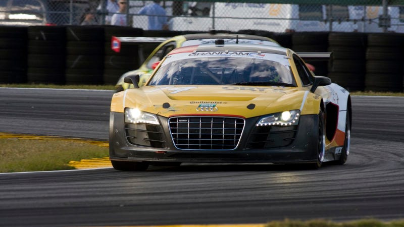 The 2012 Rolex 24 Hours At Daytona: Day One