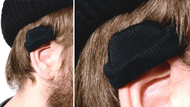 Knitted Ear Caps Are the Obvious Solution to My Cold Weather Woes
