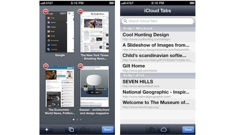 Bringing iPhone Safari Up to Speed