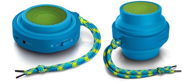 Philips' Expanding Bluetooth Speaker Promises Much Better Bass