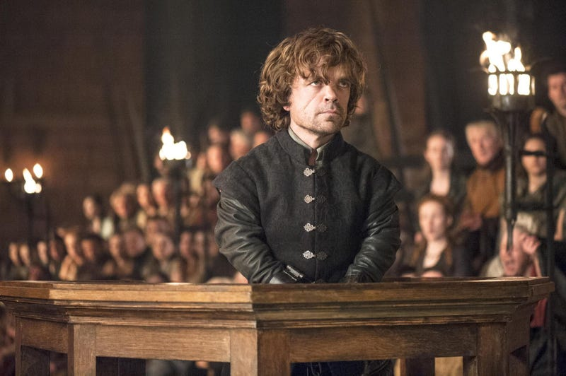 Tyrion Is Among The Least Skilled Players Of The Game Of Thrones