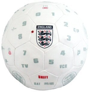 Is It a Soccer Ball or a Remote? Actually, It's Both