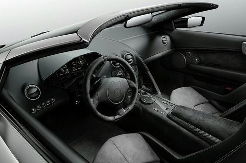 Lamborghini Reventón Roadster: 20 Lucky Oil Sheiks Rejoice