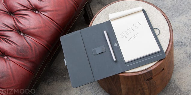 Wacom's New Digitizing Notebook Could Bring Me Back to Pen and Paper