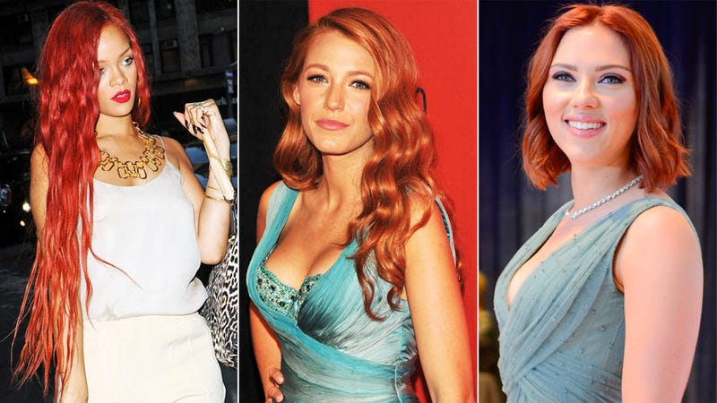 3 Out of 3 Celebrities Agree: Little Mermaid Hair Is 'In'