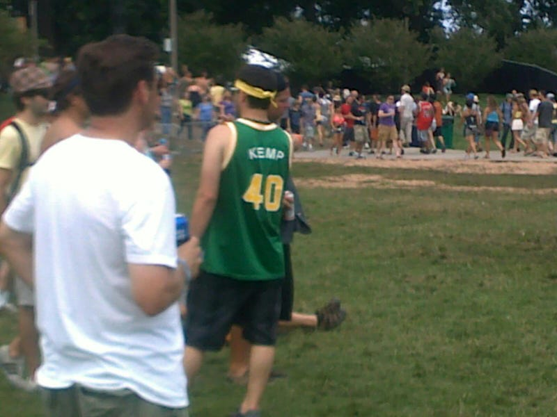 Look At This Fucking Hoopster: Lollapalooza 2011 Edition