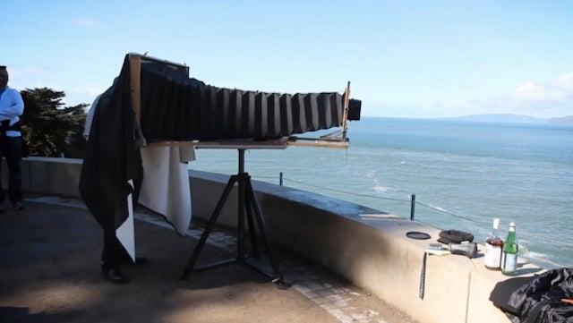 This Big Ass DIY Camera Takes Pictures on 3 Foot Long Film