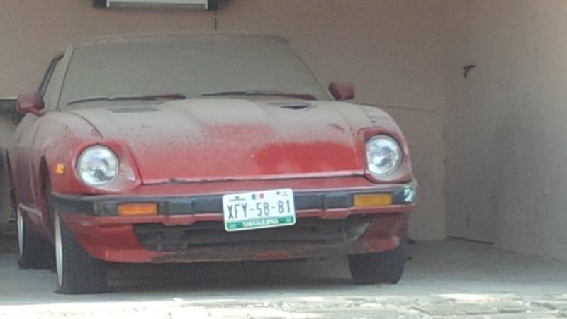 Sad 240Z