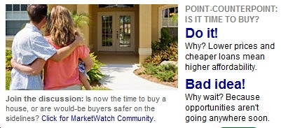 Marketwatch Recommends: Do Whatever You Want