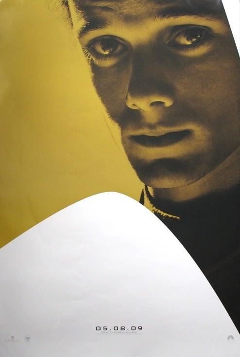 Four More Trek Posters Boldly Go