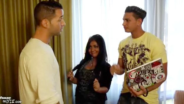 The Jersey Shore Kids Are Now in on the Joke, and That Joke Is Hysterical