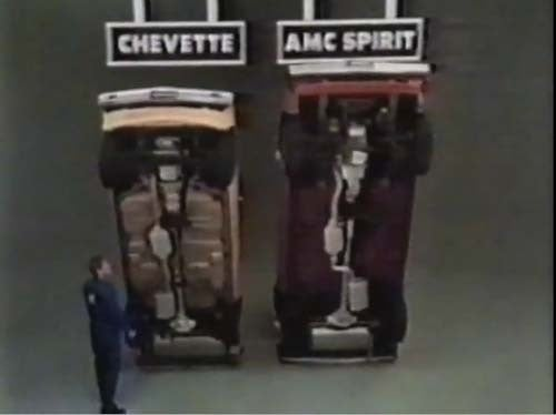 It's 1979, And You Must Choose Between The Chevette And The AMC Spirit