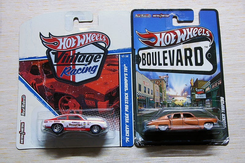 New HAWL, Old cars
