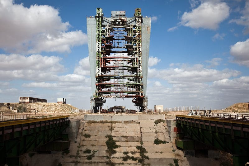 What the Soviet Space Shuttle Program Looks Like Today