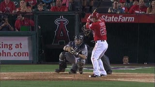 What Happened To Mike Trout's Swing?