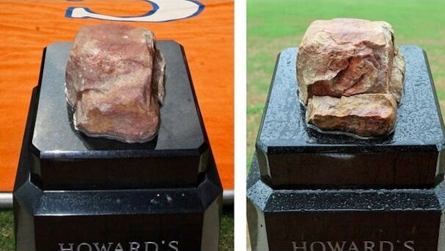 One Alleged Vandal Of Clemson's Special Rock Arrested