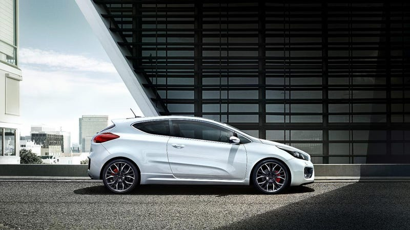 Kia cee'd GT: Would Americans Buy This Sporty C Apostrophe D?