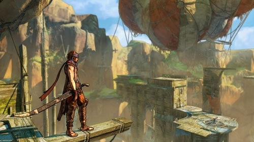 Frankenreview: Prince of Persia