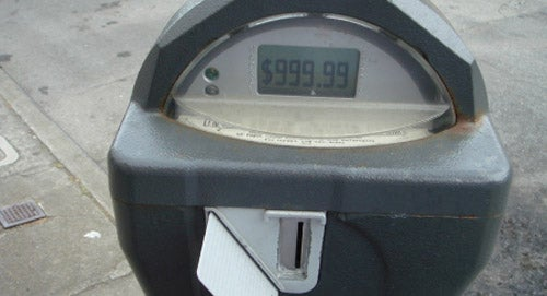 Unsecure Electronic Parking Meters Can Be Hacked For Infinite Money