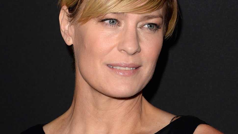 Robin Wright Is Anti-Face-Lift: 'I'm Going to Have Wrinkles'