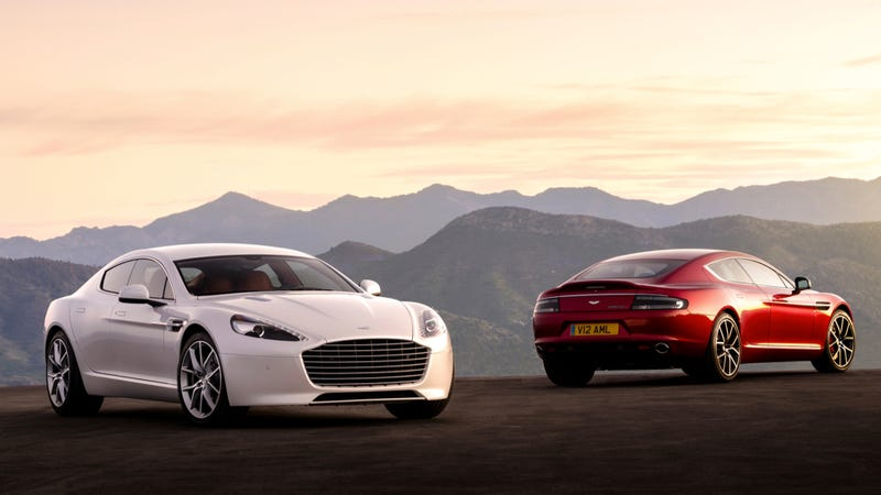Chinese Counterfeit Plastic Forces Aston Martin To Recall Every Car
