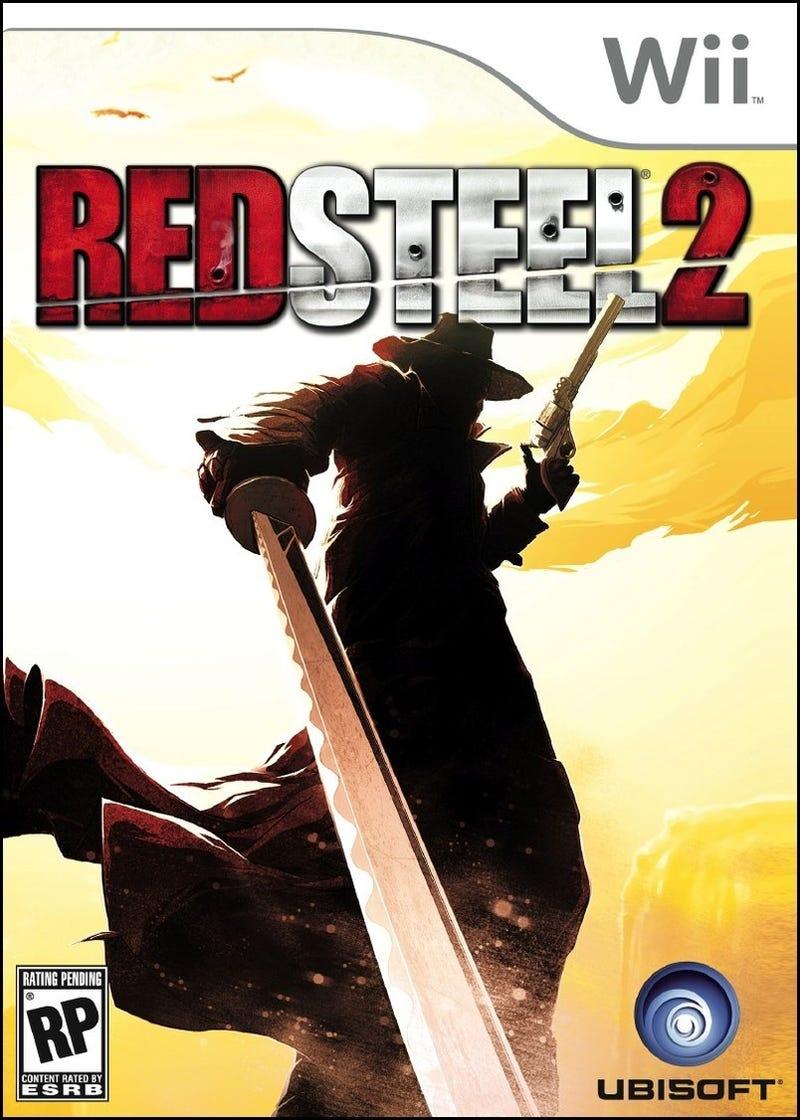 Red Steel 2 Box a Work (of Art) in Progress