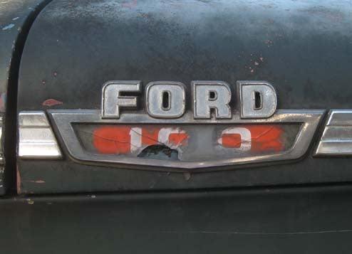 1964 Ford F-100 Pickup Truck