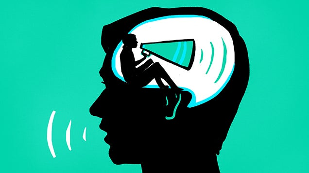 Why Your Voice Sounds Different Inside Your Head