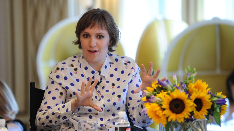 Lena Dunham Manages Her OCD with Meditation, Not Medication