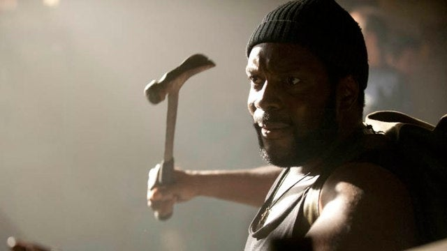 "The Walking Dead's Tyreese ""has a hammer, and he knows how to use it,"" promises Chad L. Coleman"