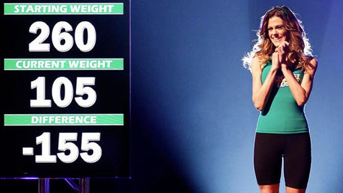 People Are Freaking Out Over 'Skeletal' Biggest Loser Winner