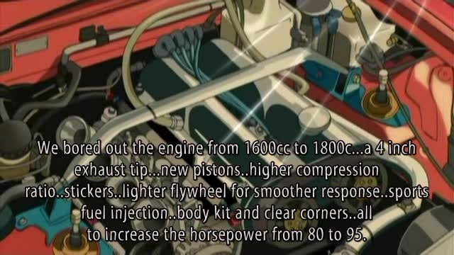 The issue with modifying N/A 4 Cyl engines.