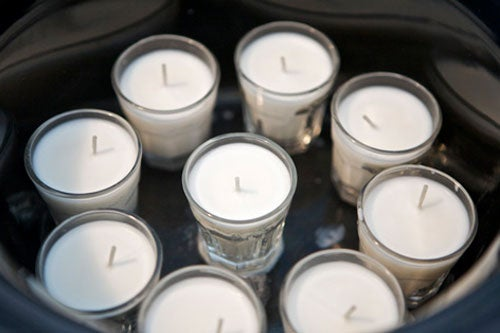 Use a Crock Pot to Make Homemade Candles