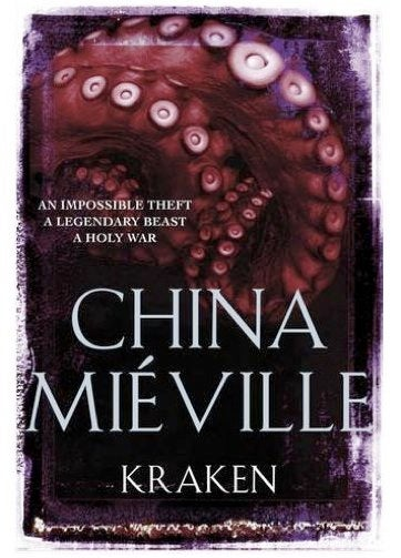 "With ""Kraken,"" China Miéville sinks tentacles into contemporary London"