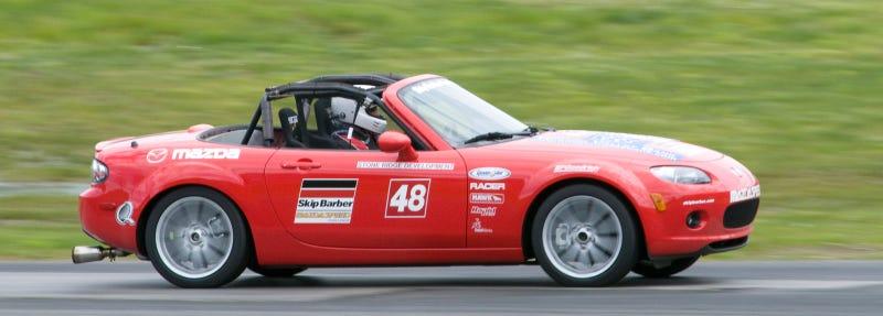 Skip Barber Advanced Mazdaspeed Racing School