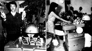 The Rise and Fall of Ken-chan, the $43,000 Robot Waiter