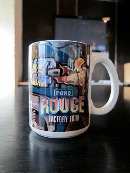 Join Jalopnik On Facebook, Win A Ford Mug
