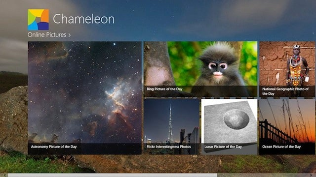 Chameleon Adds Custom Backgrounds to the Windows 8 Lock Screen