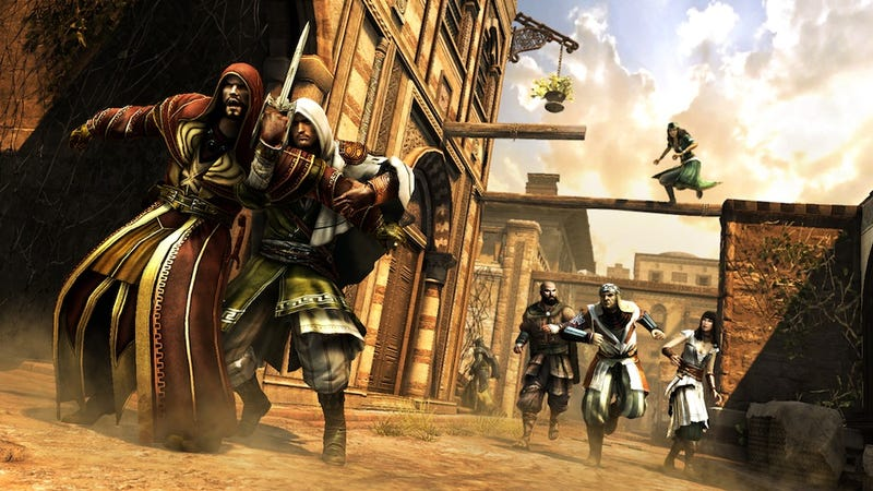 PlayStation 3 Gets Exclusive September Assassin's Creed Revelations Multiplayer Beta