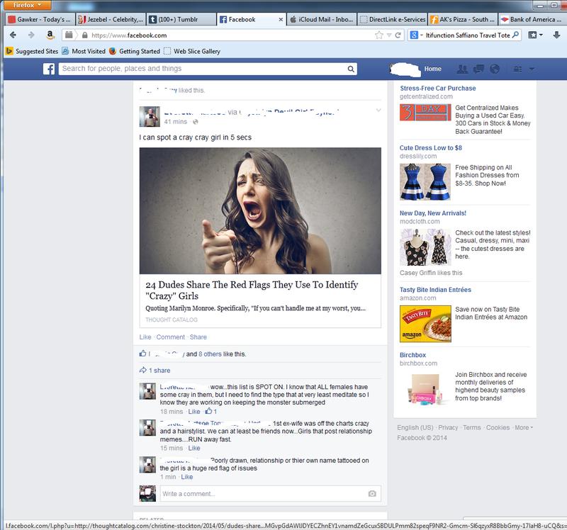 Facebook Can Be a Cesspool