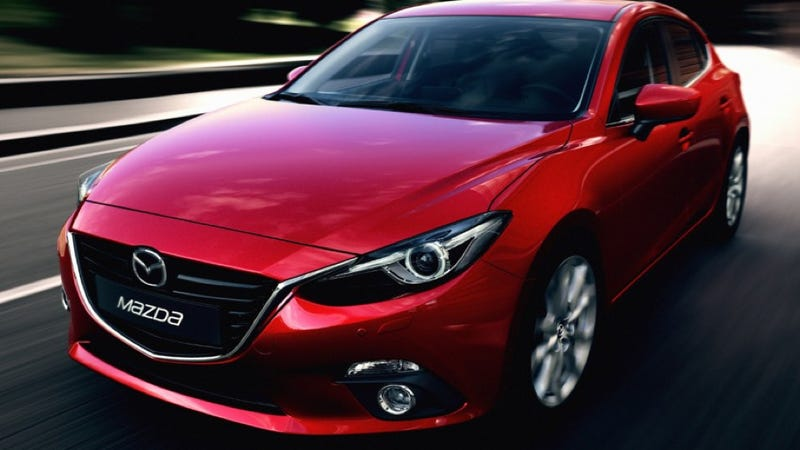 2014 Mazda3: This Is It