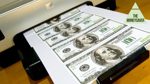 Midweek Moneysaver: Like Printing Money